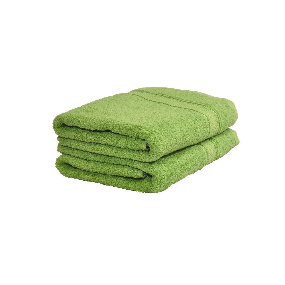 Froté ručník 50x100 cm - ZELENÝ