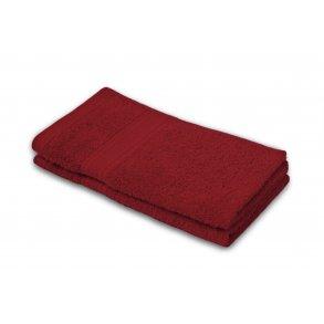 Froté ručník 50x100 cm - BORDÓ