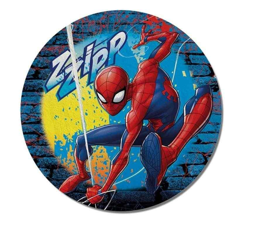 Tvarovaná Micro osuška Spiderman 120cm