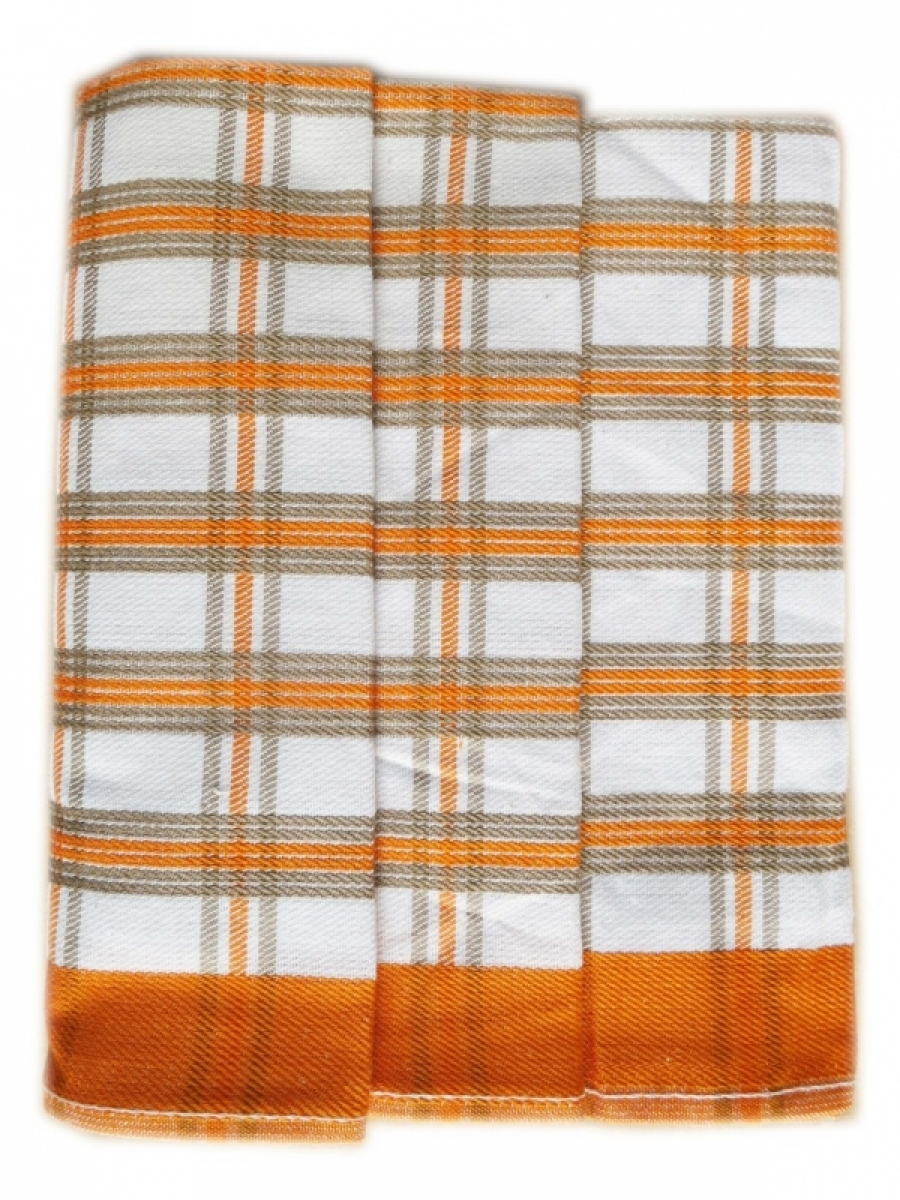 Utěrky kuchyňské z Egyptské bavlny 50x70 cm -  sada 3 ks  č.7