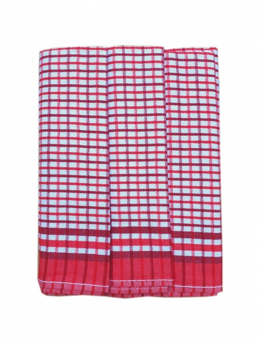 Utěrky kuchyňské z Egyptské bavlny 50x70 cm -  sada 3 ks  č.14