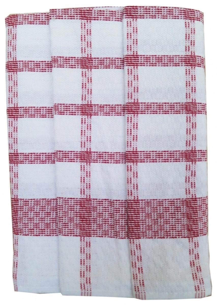 Utěrky kuchyňské z Egyptské bavlny 50x70 cm -  sada 3 ks  č.20