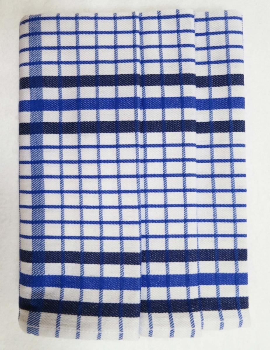 Utěrky kuchyňské z Egyptské bavlny 50x70 cm -  sada 3 ks  č.22
