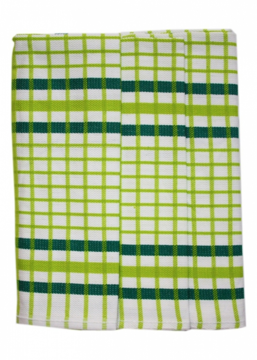 Utěrky kuchyňské z Egyptské bavlny 50x70 cm -  sada 3 ks  č.23