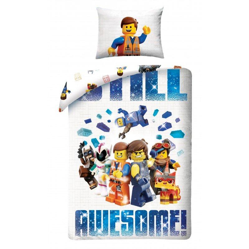 Povlečení Lego Awesome 140/200, 70/90