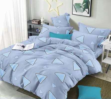 7 dílné  povlečení na 2 postele 140x200/ 70x90 - Giulia + prostěradlo ZDARMA