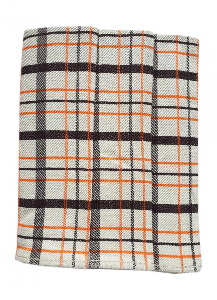 Utěrky kuchyňské z Egyptské bavlny 50x70 cm -  sada 3 ks  č.80