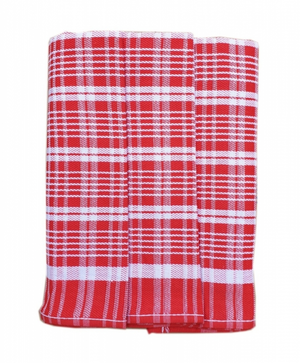 Utěrky kuchyňské z Egyptské bavlny 50x70 cm -  sada 3 ks  č.77