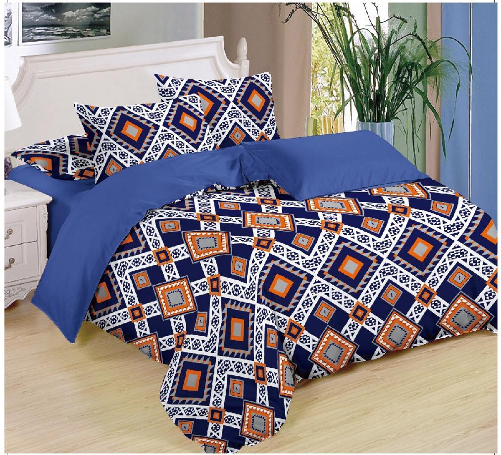 7 dílné  povlečení na 2 postele 140x200/ 70x90 - MÁŠA + prostěradlo ZDARMA