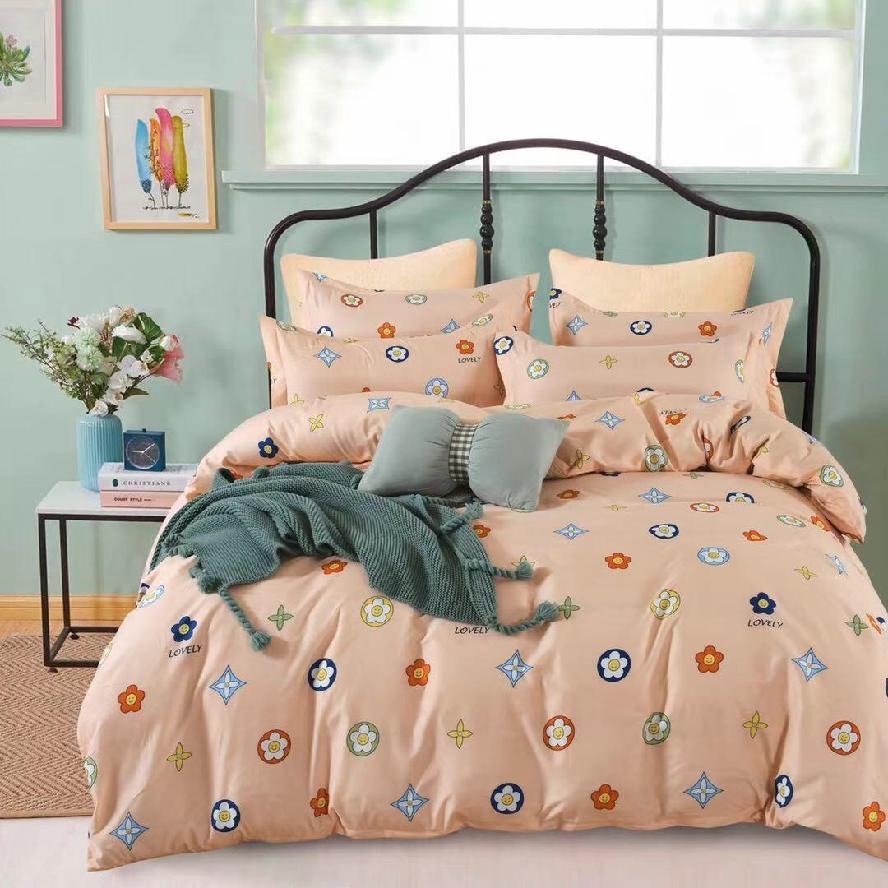 7 dílné  povlečení na 2 postele 140x200/ 70x90 - MATYLDA + prostěradlo ZDARMA
