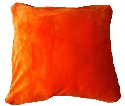 POVLAK NA POLŠTÁŘEK 40x40 cm - oranžový