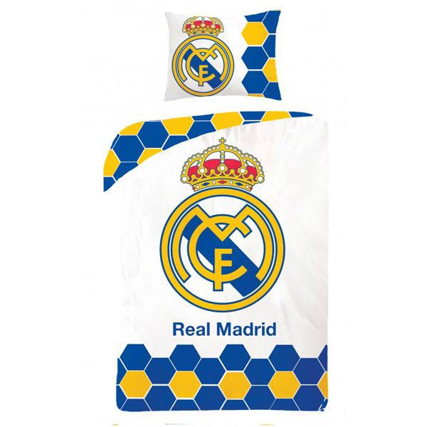 HALANTEX Povlečení  REAL MADRID 140x200+70x90 cm