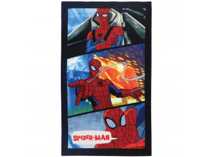 OSUŠKA SPIDERMAN POWER 70x120 cm