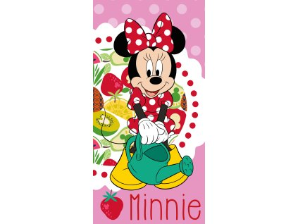Osuška MIKI MINNIE MOUSE 046