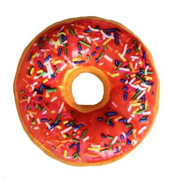 Polštářek 3D Donuts XII.