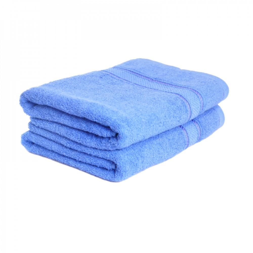 Froté ručník 50x100 cm - SVĚTLE MODRÝ