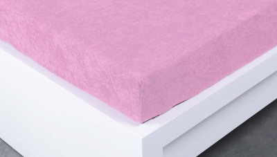 Jersey prostěradlo Exclusive dvojlůžko - růžová  140x200 cm