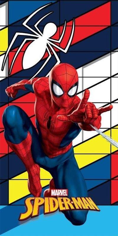 Osuška Spiderman 3D 70/140cm