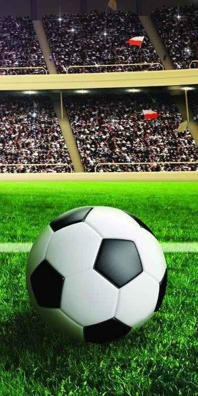Osuška Fotbalový míč 70/140cm
