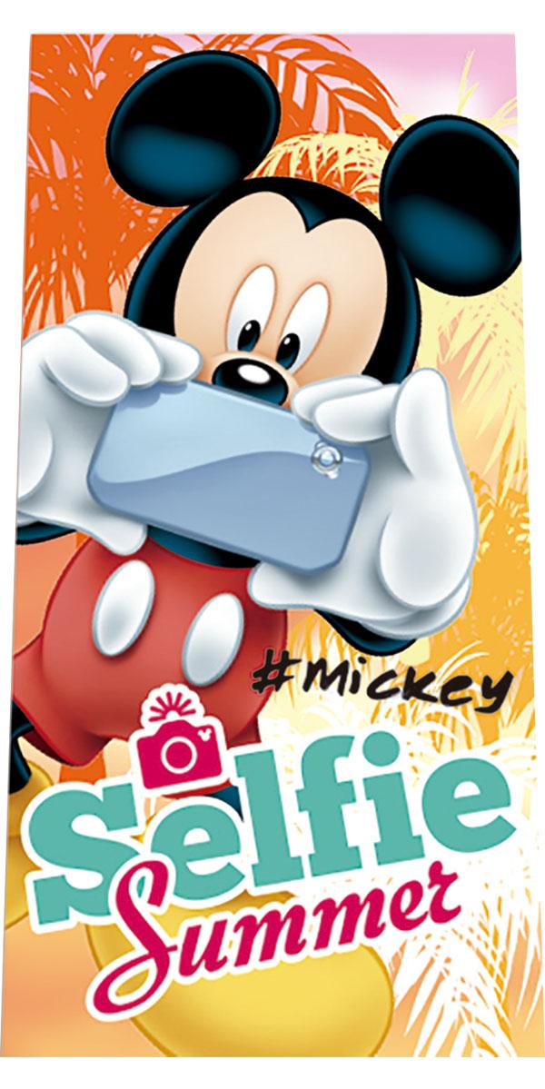 Osuška Mickey Selfie 70/140cm