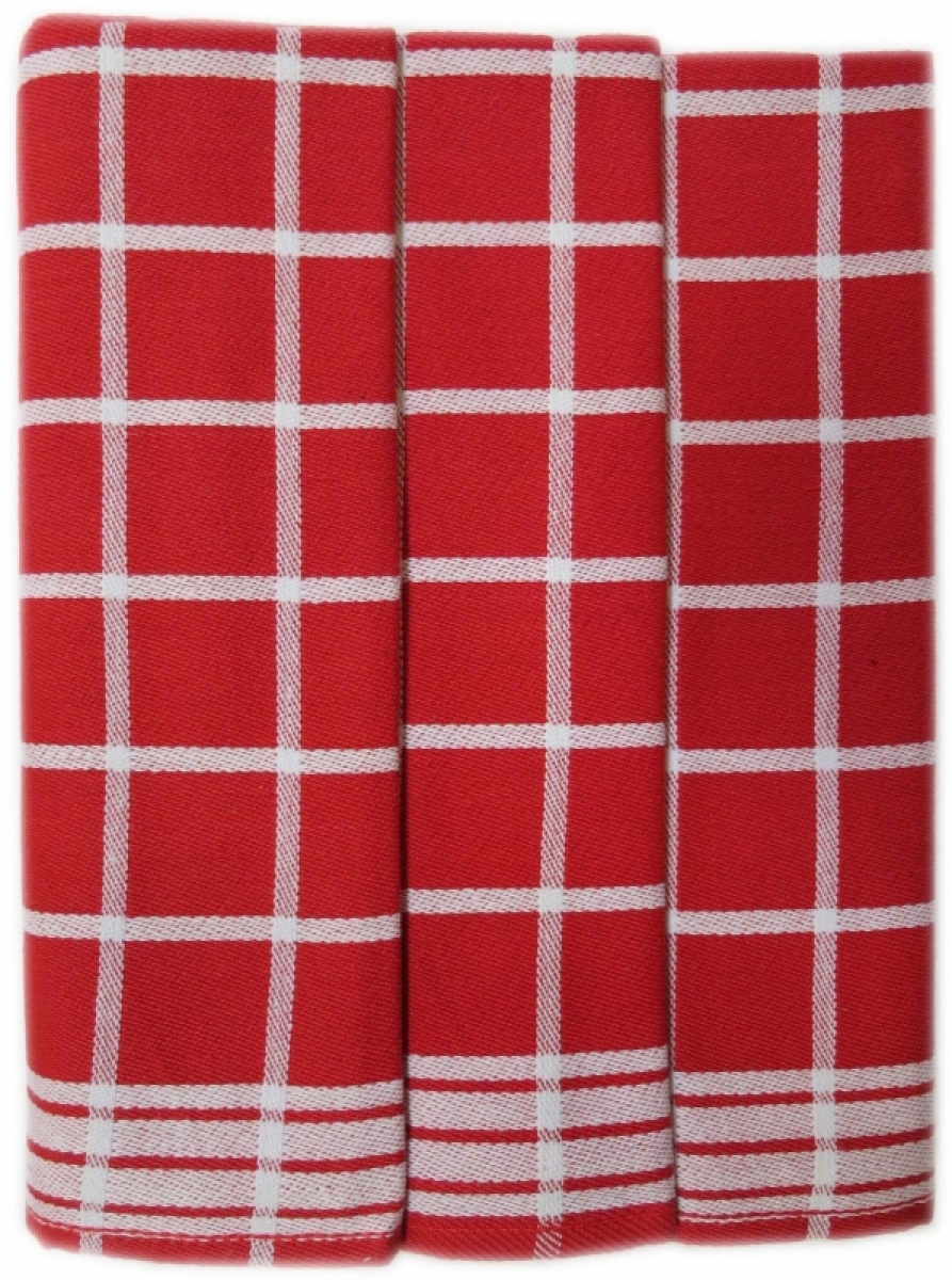 Utěrky kuchyňské z Egyptské bavlny 50x70 cm -  sada 3 ks  č.12