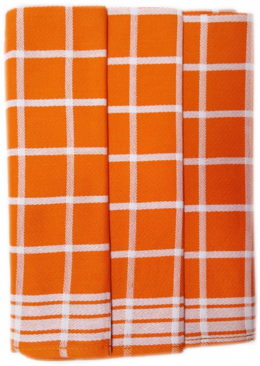 Utěrky kuchyňské z Egyptské bavlny 50x70 cm -  sada 3 ks  č.11