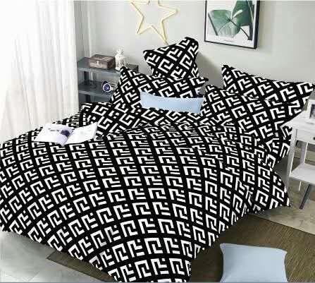 7 dílné  povlečení na 2 postele 140x200/ 70x90 - Arianna + prostěradlo ZDARMA