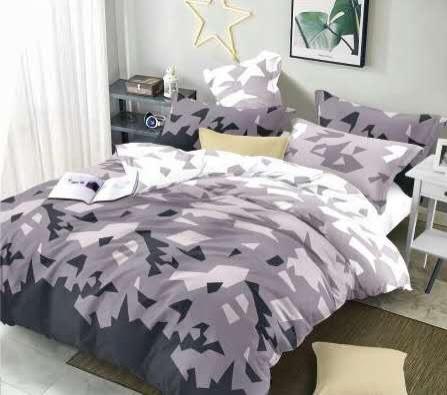 7 dílné  povlečení na 2 postele 140x200/ 70x90 - Matilde + prostěradlo ZDARMA