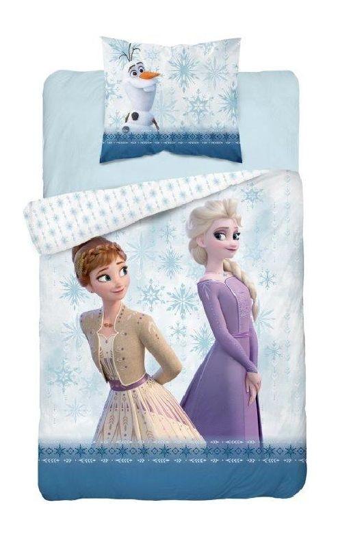 Povlečení Ledové Království 2 Anna a Elsa 140/200, 70/80cm