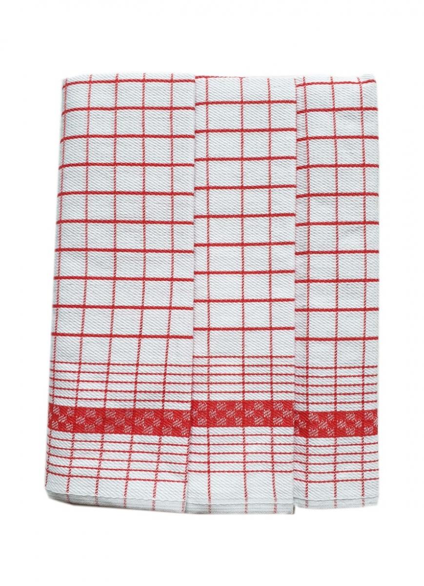 Utěrky kuchyňské z Egyptské bavlny 50x70 cm -  sada 3 ks  č.90