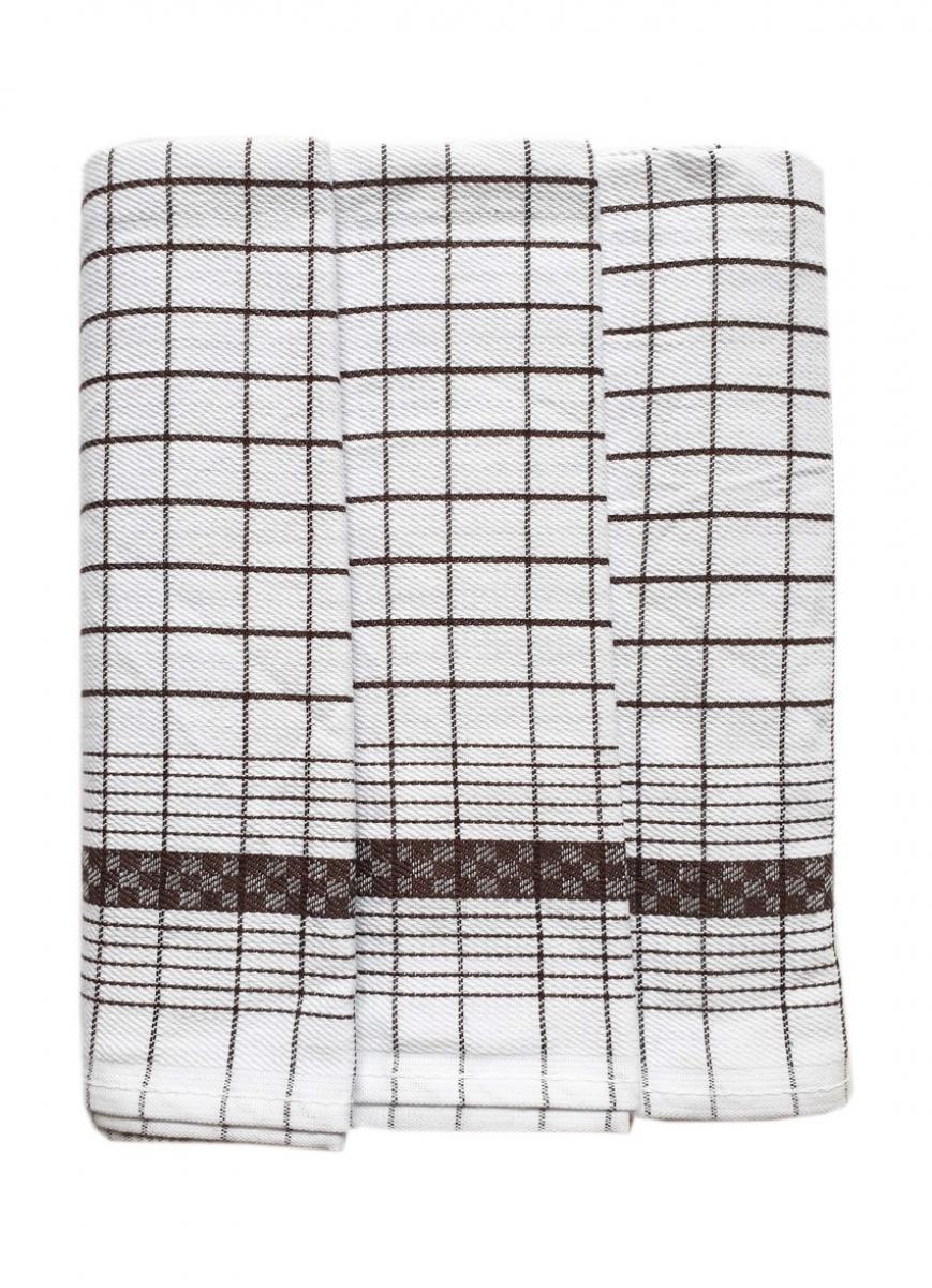 Utěrky kuchyňské z Egyptské bavlny 50x70 cm -  sada 3 ks  č.88