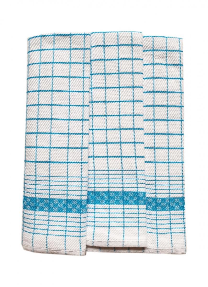 Utěrky kuchyňské z Egyptské bavlny 50x70 cm -  sada 3 ks  č.87