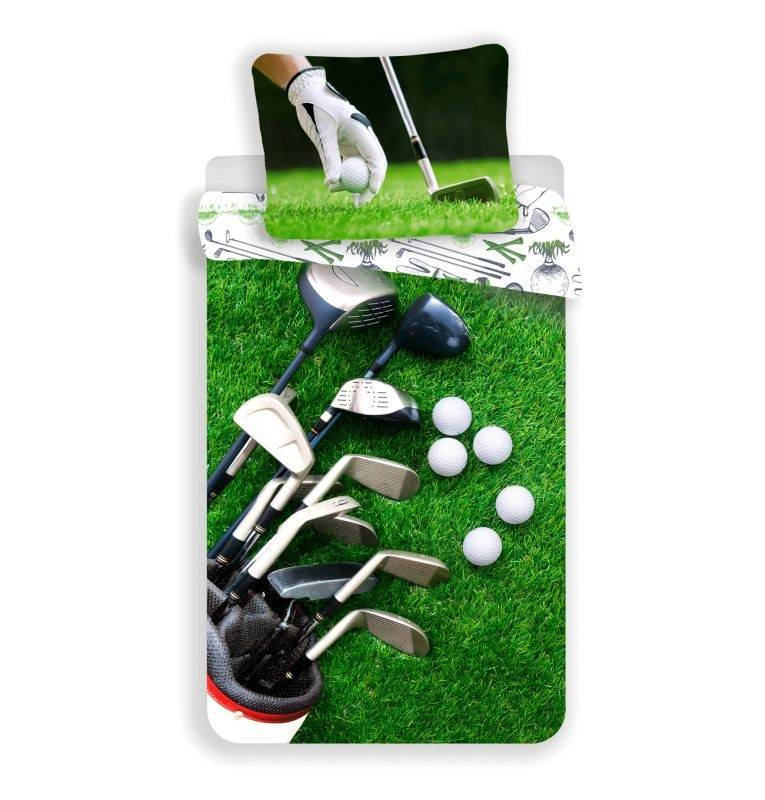 Povlečení Golf 140/200, 70/90