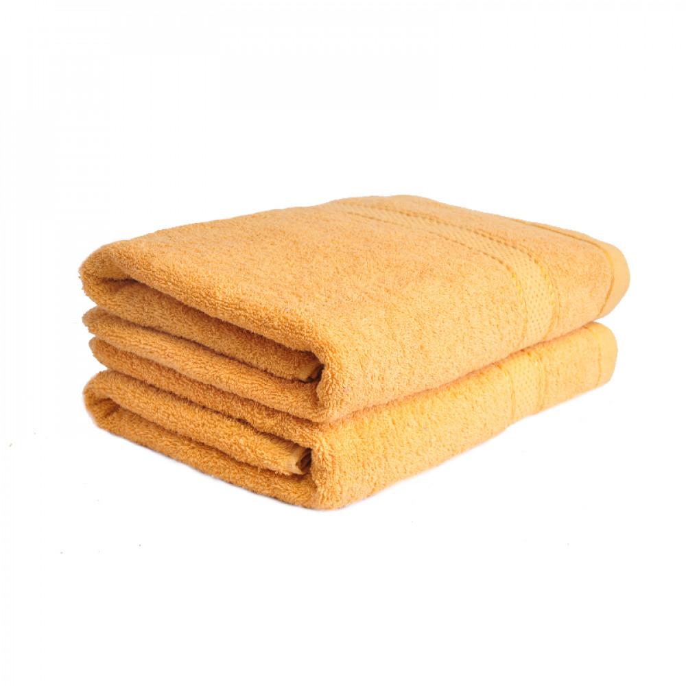 Froté ručník 50x100 cm - BÉŽOVÝ