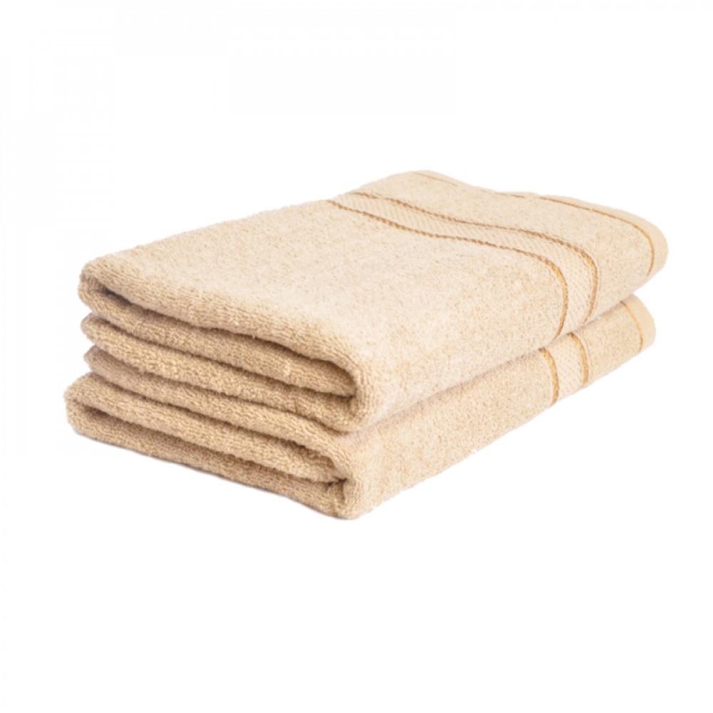 Froté ručník 50x100 cm - KÁVOVÝ