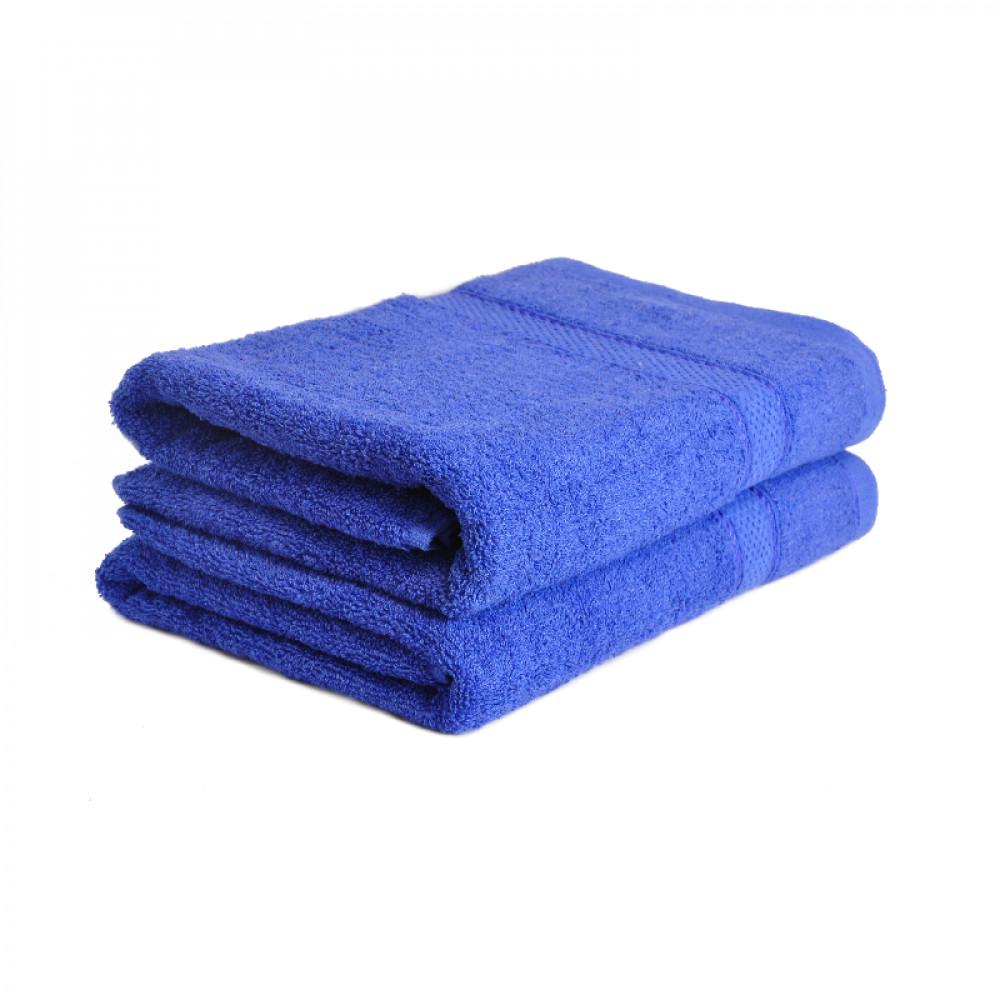 Froté ručník 50x100 cm - MODRÝ
