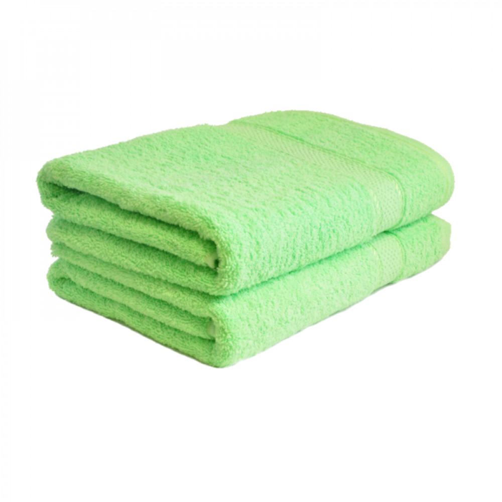 Froté ručník 50x100 cm - LETNÍ ZELENÁ
