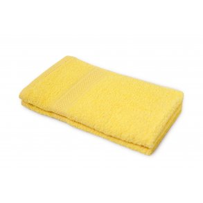 Froté ručník 50x100 cm - ŽLUTÝ