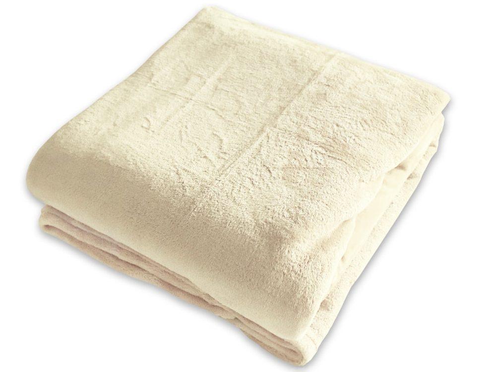 Froté ručník 50x100 cm - SMETANOVÝ