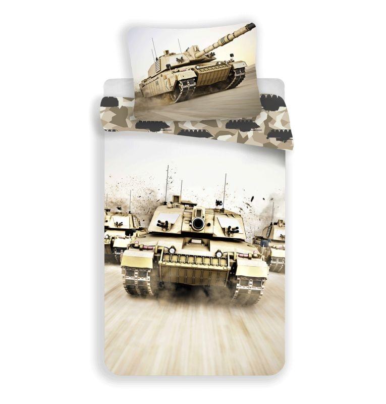 Povlečení Tank  140/200 x 70/90 cm